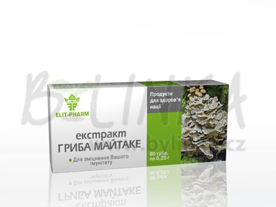 Extrakt houby Maitake