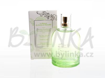 Parfum d'Ambiance Thé vert Matcha  Pamplemousse – Interiérový parfém Zelený čaj Matcha  Grapefruit  100ml