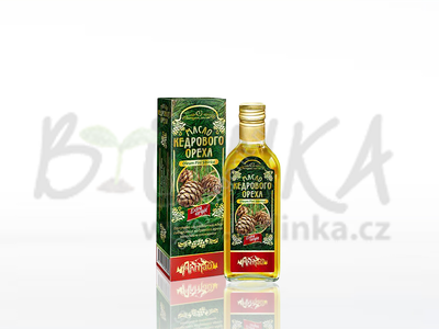 Olej cedrový sibiřský Altajský 250ml – 100%