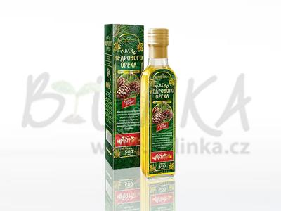 Olej cedrový sibiřský Altajský 500ml – 100%