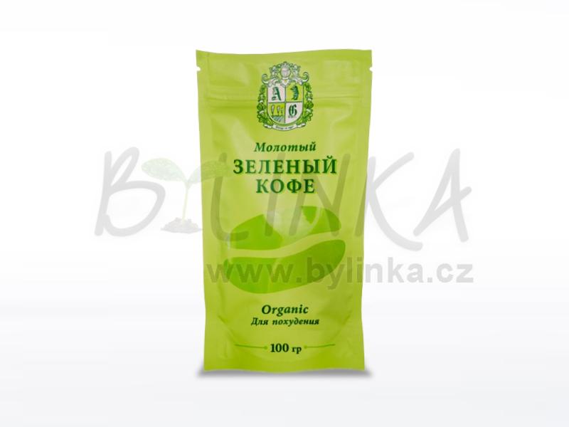 Кофе для похудения 100 г зеленый