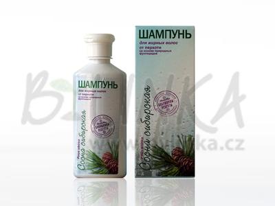 Šampón Babiččiny recepty – Sibiřská borovice 250ml
