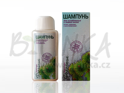 Šampón Babiččiny recepty – Lopuch 250ml
