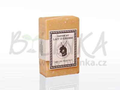 Miel de Provence – Provensálský med s oslím mlékem  125g