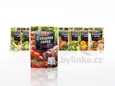Směs sušené zeleniny a bylinek – Boršč s červenou řepou  40g