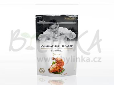 Směs koření, sušené zeleniny a bylinek pro kuře – Gourmet  30g
