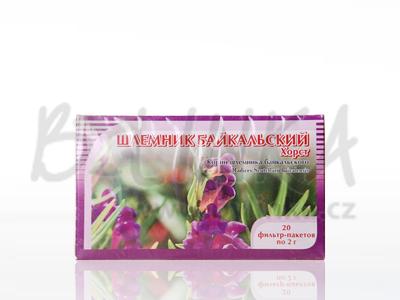 Šišák Bajkalský – čaj v sáčcích 20×2g