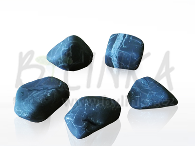 Šungit – neopracované oblázky 50-80 mm