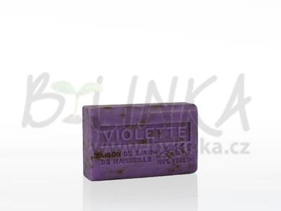 Violette fleur – Fialka s bambuckým máslem  125g