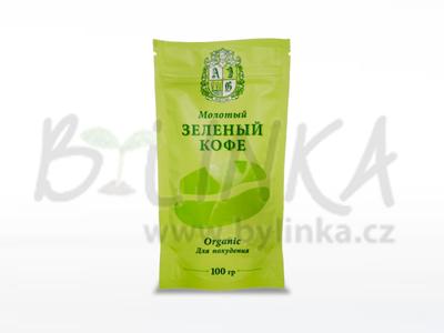 Zelená káva (na hubnutí) mletá  100g