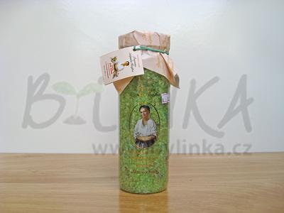 Sůl do koupele s pryskyřicí sibiřské borovice – uklidňující   800g