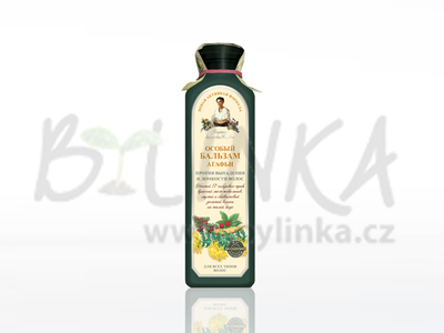 Agafea – balzám 17 sibiřských bylin – Speciální  350ml