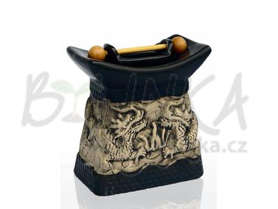 Aromalampa – Dračí pagoda černá