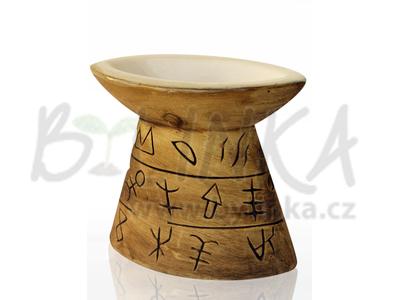 Aromalampa – Kaligrafie
