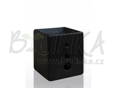 Aromalampa – Kostka černá