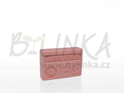 Ambre boisée – Jantarové dřevo s arganovým olejem  100g