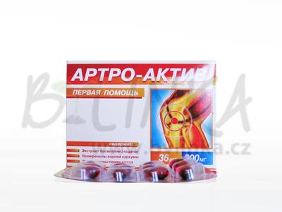 Artro Aktiv – péče o klouby  36tbl.