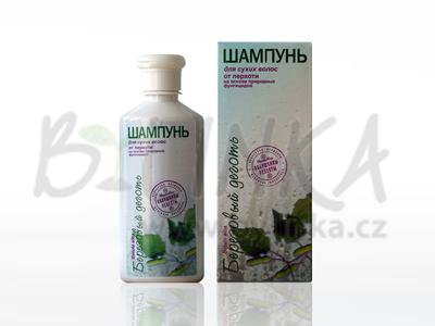Šampón Babiččiny recepty – Březový dehet 250ml