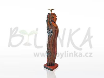 Matka Ohně (Ot-Ene) – ochránkyně rodiny, svícen  32cm