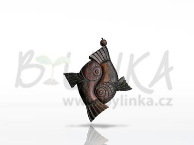 Yin–Yang – talisman lásky, přívěšek  4,5cm