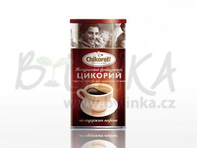 Chikoroff – cikorková káva bez kofeinu