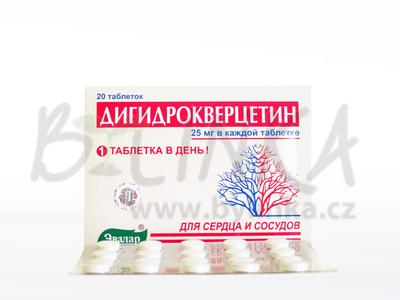 Dihydrokvercetin – přírodní bioflavonoid  20tbl.