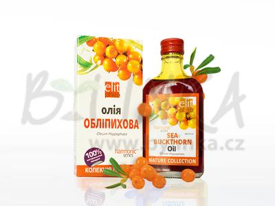 100% Rakytníkový olej 200 ml >130 karotenoidů