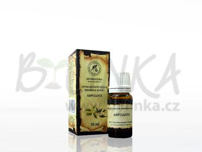 Afrodita – aroma kompozice éterických olejů  10ml