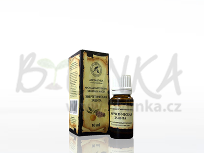 Energetická ochrana – aroma kompozice éterických olejů  10ml