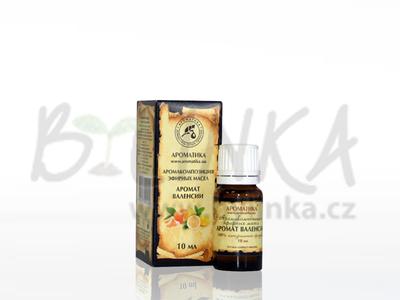 Vůně Valencie – aroma kompozice éterických olejů  10ml