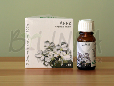 Anýz – 100% esenciální olej 10ml