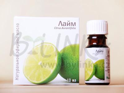 Limetka – 100% esenciální olej 10ml