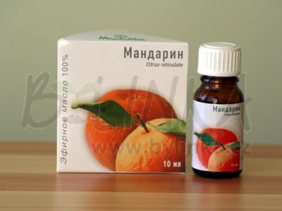 Mandarinka – 100% esenciální olej 10ml