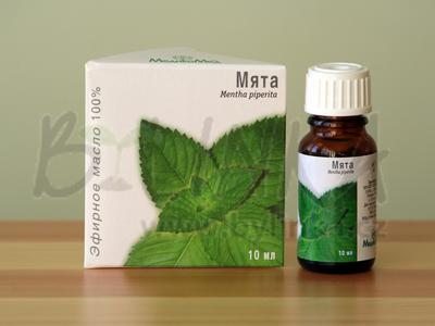 Máta – 100% esenciální olej 10ml