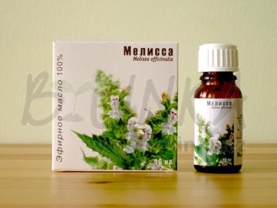 Meduňka (Melisa) – 100% esenciální olej 10ml