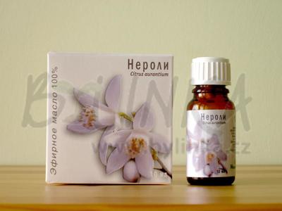 Neroli – 100% esenciální olej 10ml