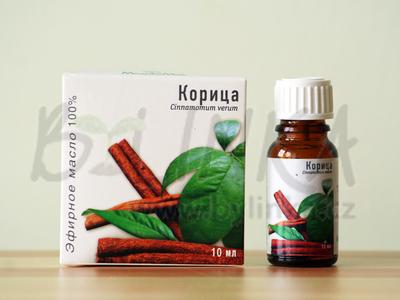 Skořice – 100% esenciální olej 10ml