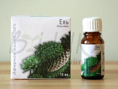 Smrk – 100% esenciální olej 10ml