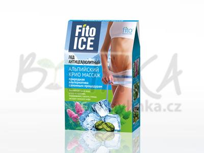 Led proti celulitidě – Alpská kryo masáž  8×10ml