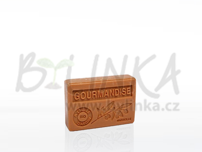 Gourmandise – Mlsek s arganovým olejem  100g