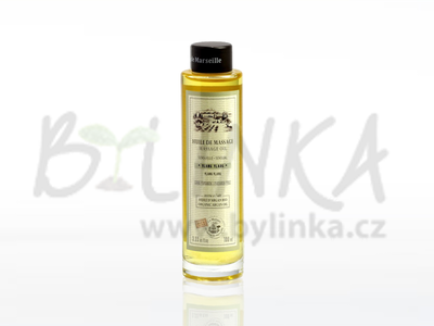 Huile d´argan Ylang Ylang sensuelle – francouzský masážní argánový olej s Ylang Ylang – smyslný  100ml