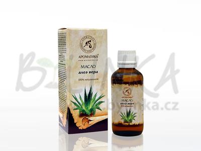 Aloe vera – 100% kosmetický olej  50ml