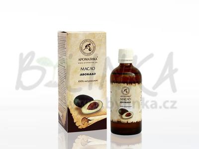 Avokádo – 100% kosmetický olej  20ml