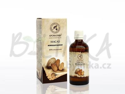 Mandlovník – 100% kosmetický olej  20ml