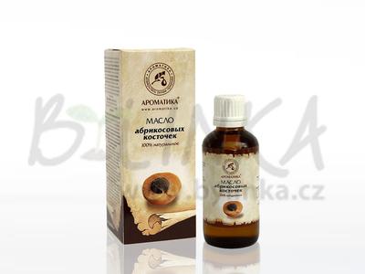 Meruňkové pecičky – 100% kosmetický olej  20ml