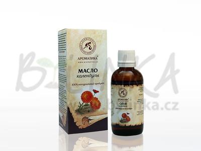 Měsíček lékařský – 100% kosmetický olej  50ml