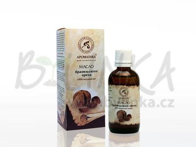 Para (brazilské) ořechy – 100% kosmetický olej  50ml