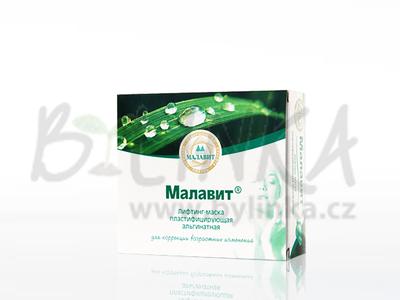 Malavit – alginátová liftingová maska pro starší pleť  60g