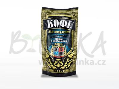 Instantní káva Mocca s kardamonem (na hubnutí)  100g