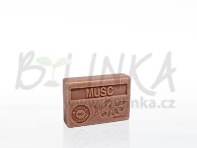 Musc – Pižmo s arganovým olejem  100g